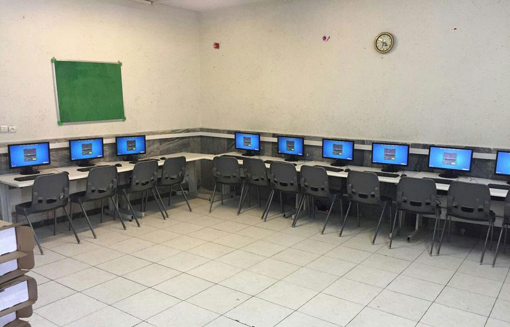 کامپیوترهای مدرسه