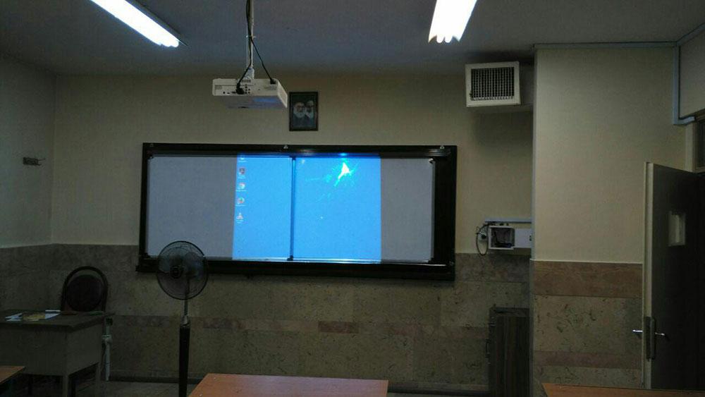 هوشمند سازی کلاس ها