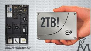 کم حجم بودن حافظه های SSD