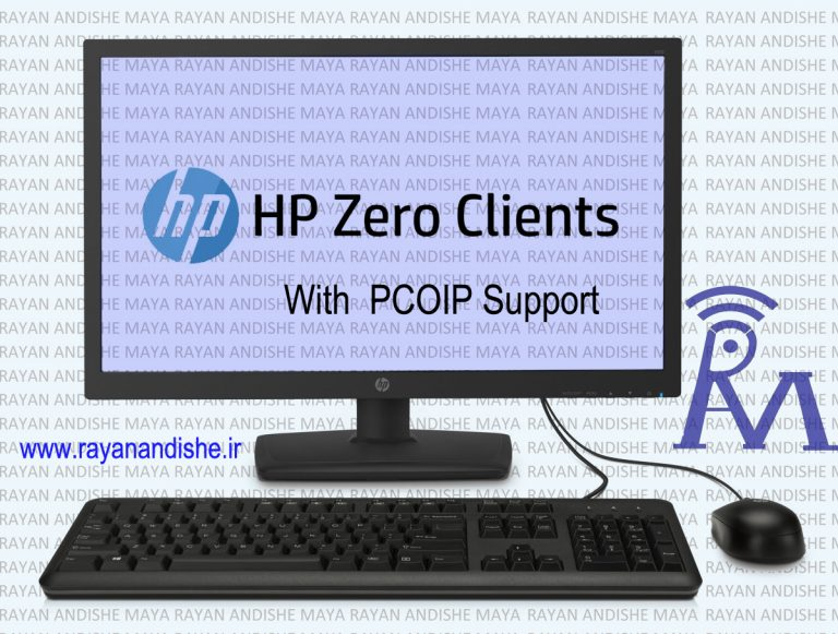 HP zeroclients and thinclients - pcoip - maya suggestion