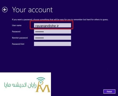 نصب ویندوز بر روی تین کلاینت - مراحل نصب