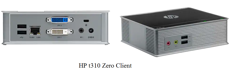 Zero-Client-hp