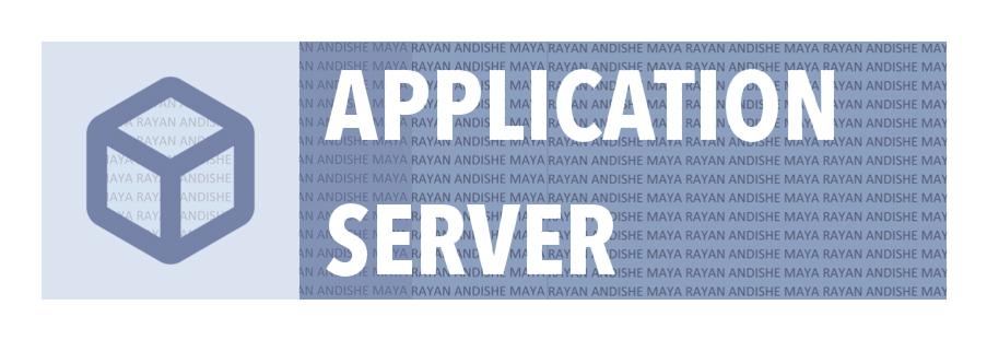 application_server- سرور برنامه