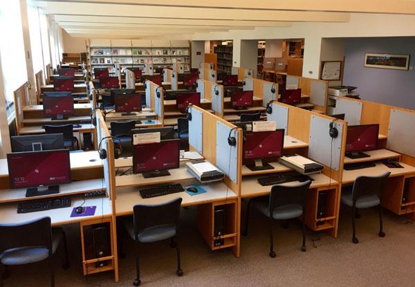 کتابخانه دانشگاه- تجهیز دانشگاه - رایان اندیشه مایا