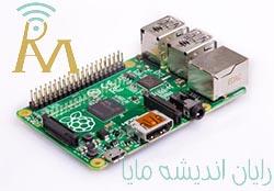 Raspberry Pi 2 Model B-maya