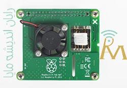 Raspberry Pi PoE HAT-maya