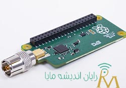 raspberry pi tv hat -rayan andishe maya
