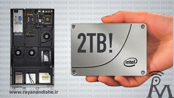 حافظه SSD در تین کلاینت