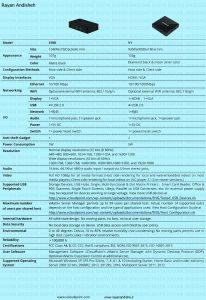 مقایسه بین اطلاعات فنی v1 و S100