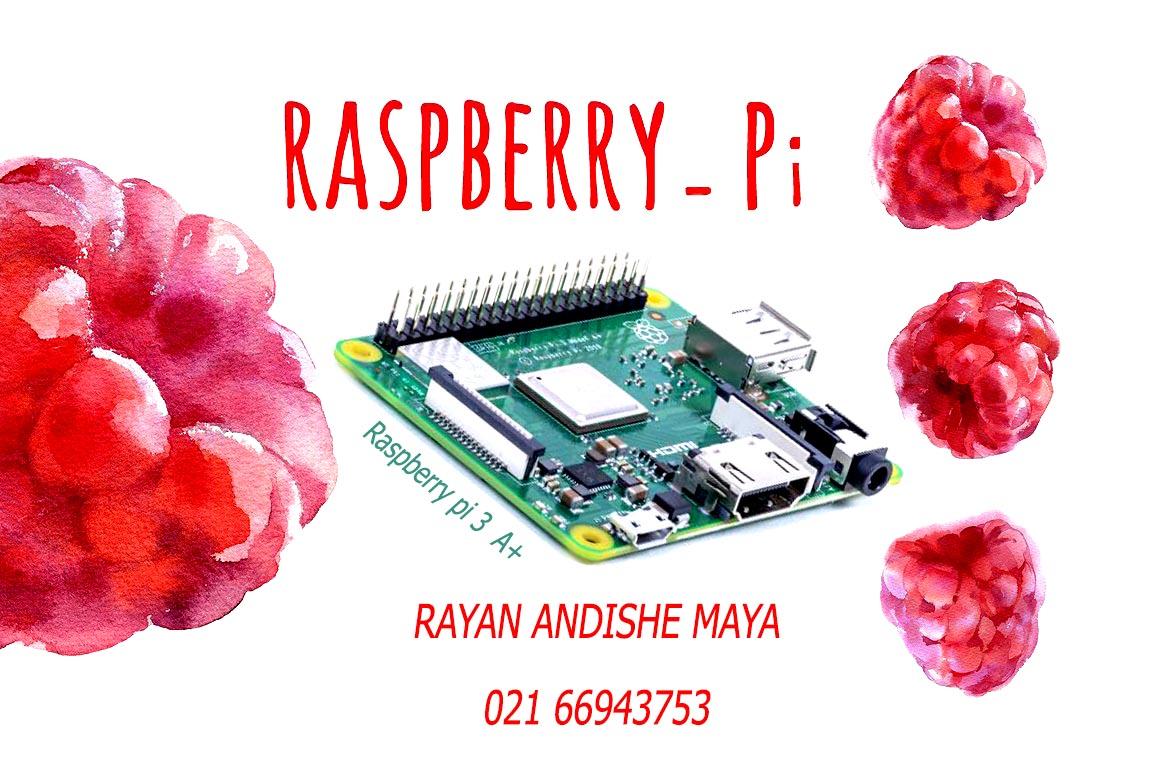 raspberry pi-3generation - maya