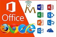 Optimized-microsoft-office and web browsing softwares-maya
