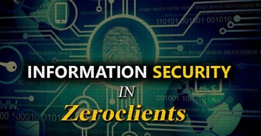 امنیت-اطلاعات-در-زیرو کلاینت