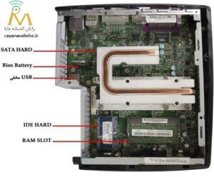 فضای-داخلی-تین-کلاینت-hp-t510